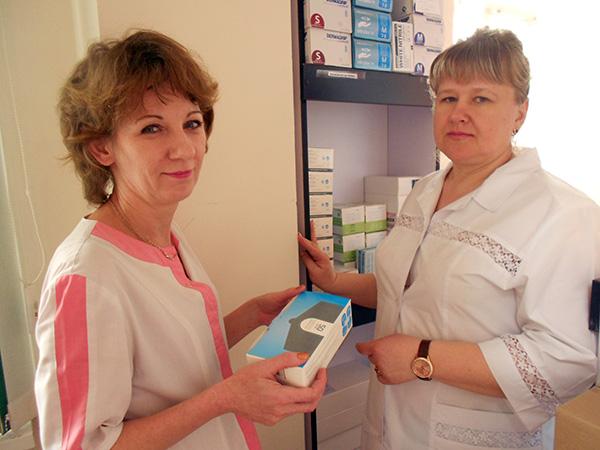 Алена Нагибко, Арсеньевская городская больница, Медсестры Приморского края, Международный день медсестры