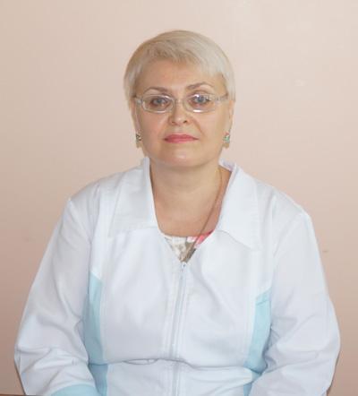 Владивостокская поликлиника №4, Елена Сокурова