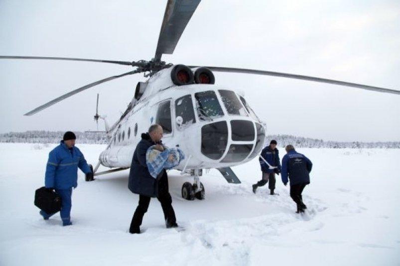 Здравоохранение Якутии, санавиация ДВ