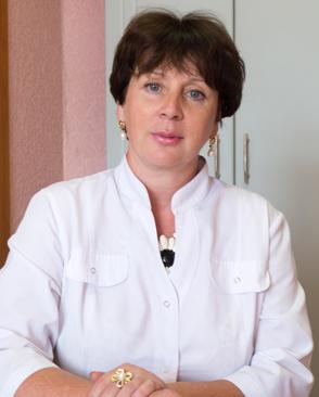 Владивостокская поликлиника №1, Ирина Горбунова