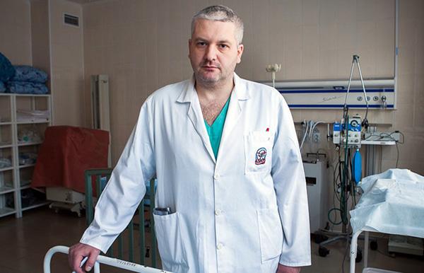 Андрей Денеж, паллиативная помощь, хоспис