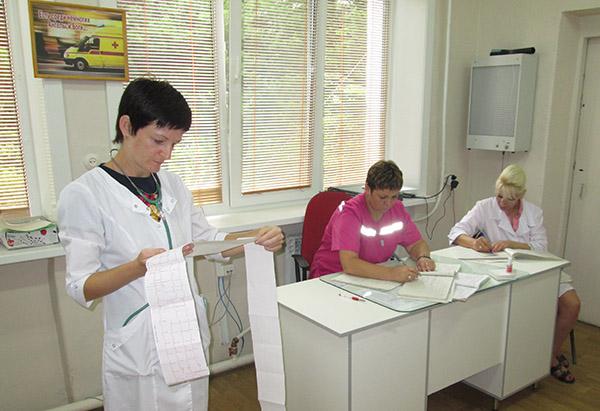 Евгений Махиня, Хасанская центральная районная больница, Хасанская ЦРБ