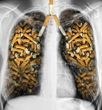 курение, табак