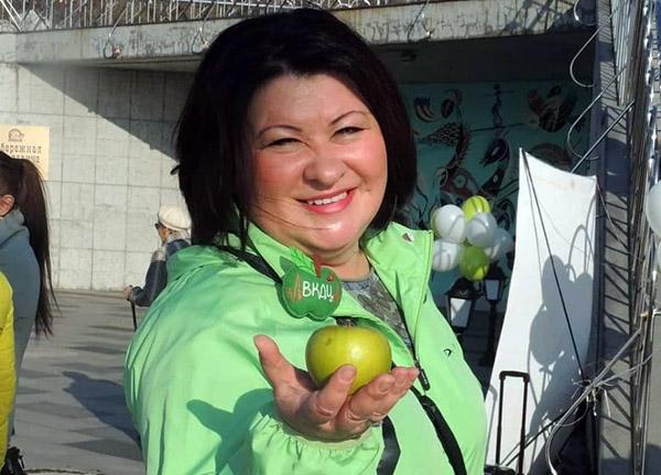 Анжела Кабиева, ВКДЦ, Владивостокский клинико-диагностический центр, Прогулка с врачом