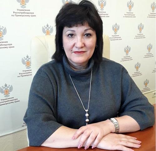 Роспотребнадзор, Татьяна Детсковская