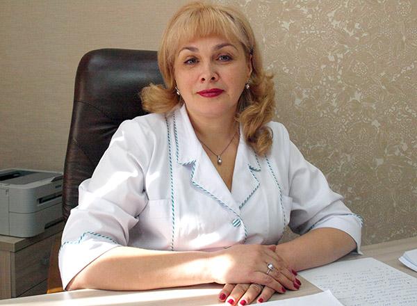 Лариса Никитина, Михайловская центральная районная больница, Михайловская ЦРБ