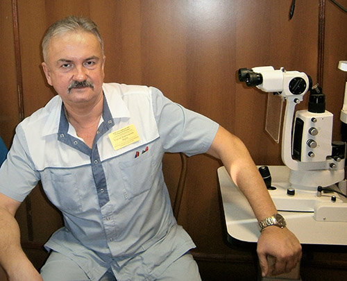 Анатолий Верба, Андрей Скирута, Сергей Верба, Уссурийская центральная городская больница