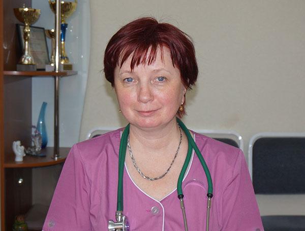 Арсеньевская городская больница, Ирина Щербинкина, Ольга Алейникова