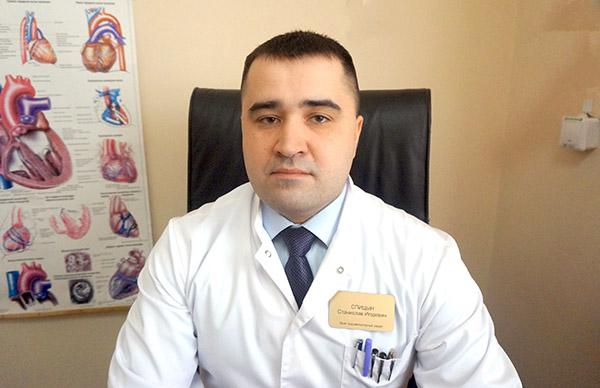 ККЦ СВМП, Краевой клинический центр специализированных видов медицинской помощи, Станислав Спицын