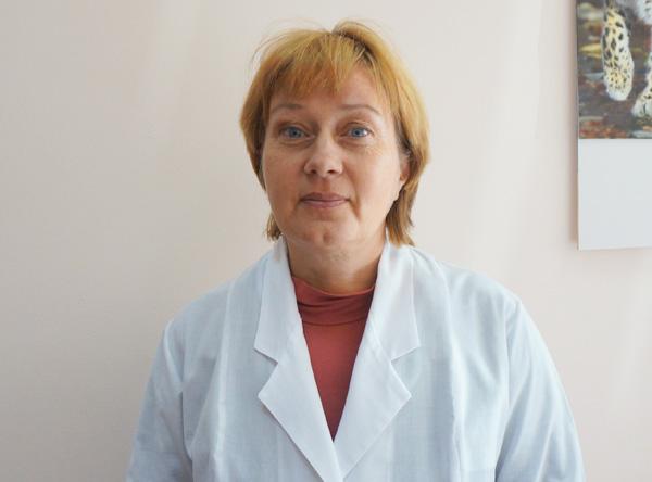 Краевой наркологический диспансер, Лана Царёва