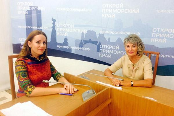 Приморский краевой перинатальный центр, Татьяна Курлеева
