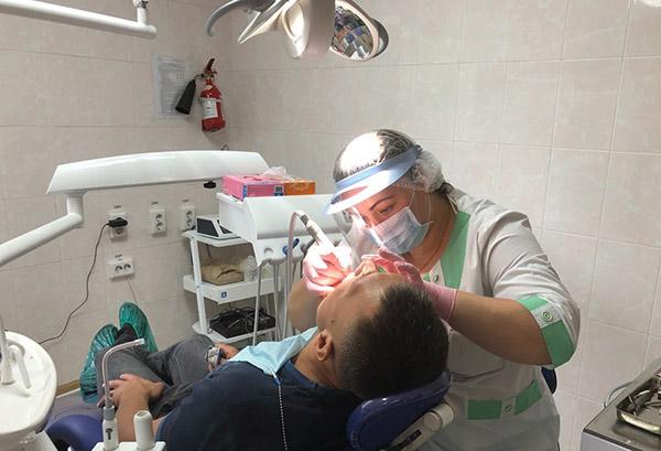 Находкинская стоматологическая поликлиника, Павел Хамула, Светлана Горбунова, Стоматология Приморья