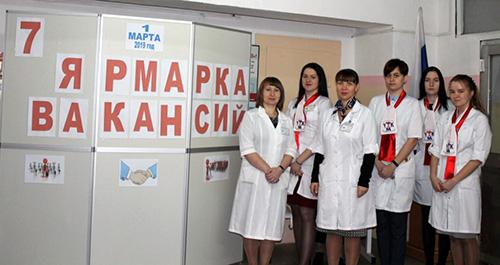 Ирина Кобзарь, Уссурийский медицинский колледж