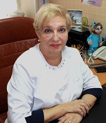 """""""Забота"""", Владивостокская поликлиника №1, Ольга Перова"""