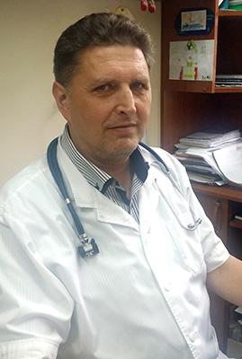 Артёмовская детская больница, Владимир Докучаев