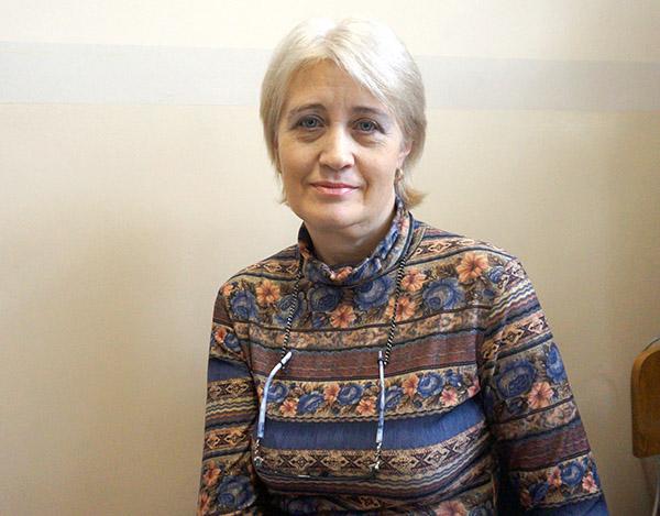 Владивостокская детская поликлиника №2, Ирина Олейникова