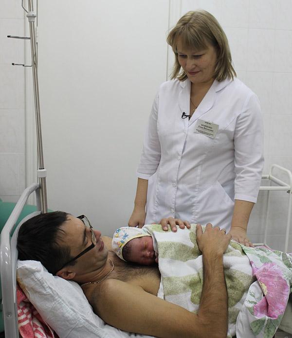 Владивостокский клинический роддом №3, Елена Кравченко, Светлана Новикова