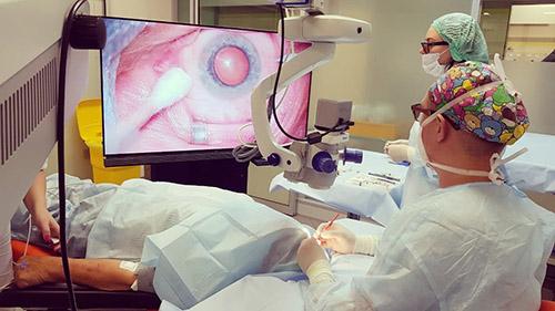 Глеб Федяшев, Приморский центр микрохирургии глаза, профессор, Центр современной офтальмологии
