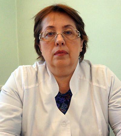 владивостокская клиническая больница №1, Елена Швецова