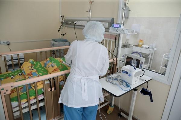Владимир Миклушевский, Инна Зеленкова, КДКБ №2, Краевая детская клиническая больница №2