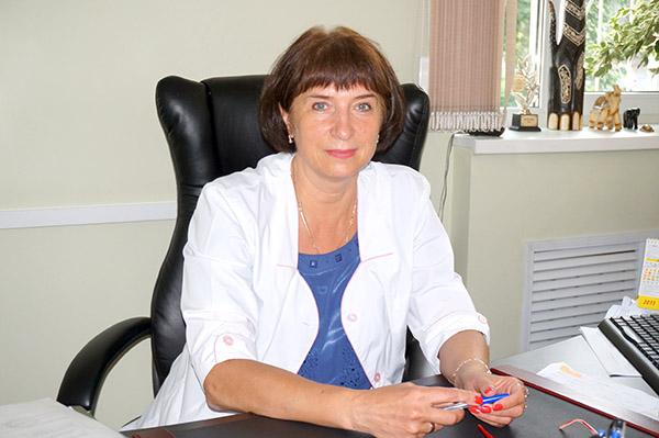 Владивостокская детская поликлиника №2, Ирина Попова
