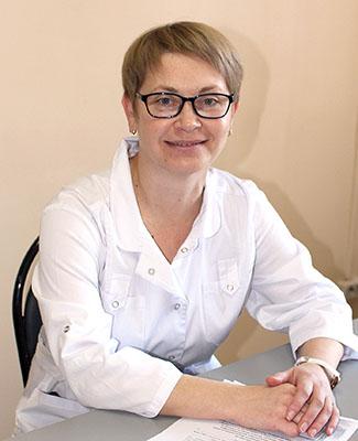 Анна Гордымова, Краевой клинический кожно-венерологический диспансер