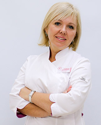 Ирина Клименко, МЦ Асклепий