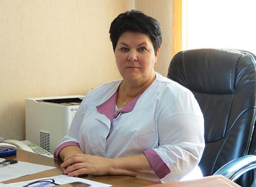 Земский доктор, Ирина Ерошкина, Черниговская центральная районная больница