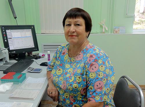 Владивостокская детская поликлиника №2, Ирина Попова, Лаборатории Приморья, Наталья Матвейчук