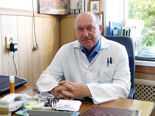 Виктор Прудников, Владимир Матвейчук, Дальнегорская ЦГБ, Дальнегорская центральная городская больница