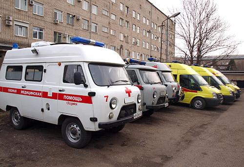 Александр Федейкин, Станция скорой медицинской помощи г.Уссурийска