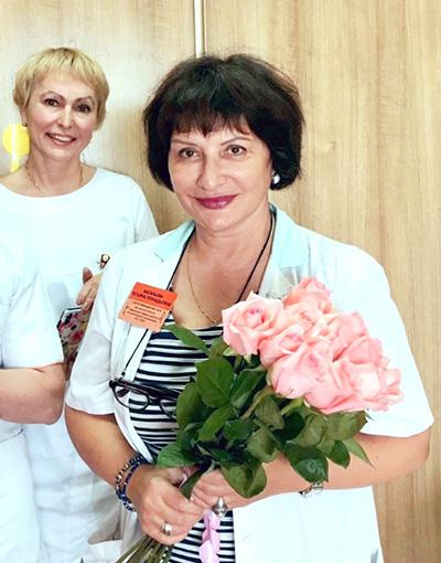ККЦ СВМП, Краевой клинический центр специализированных видов медицинской помощи, Надежда Горелик, Татьяна Васильева