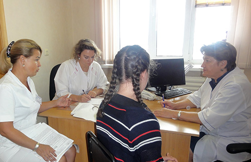 Елена Уварова, ККЦ СВМП, Краевой клинический центр специализированных видов медицинской помощи