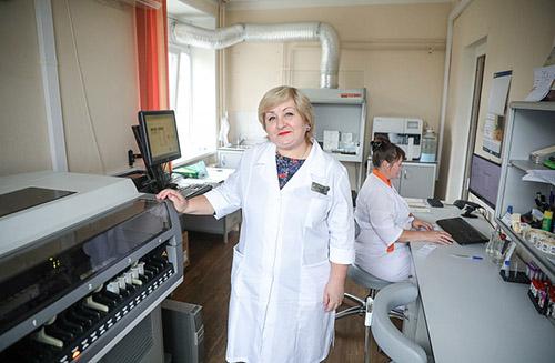 Владивостокский клинический родильный дом №3, Ирина Иванюта, Лаборатории Приморья, Светлана Сагайдачная