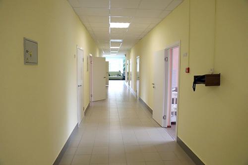 Инна Зеленкова, КДКБ №2, Краевая детская клиническая больница №2, модернизация, ремонты
