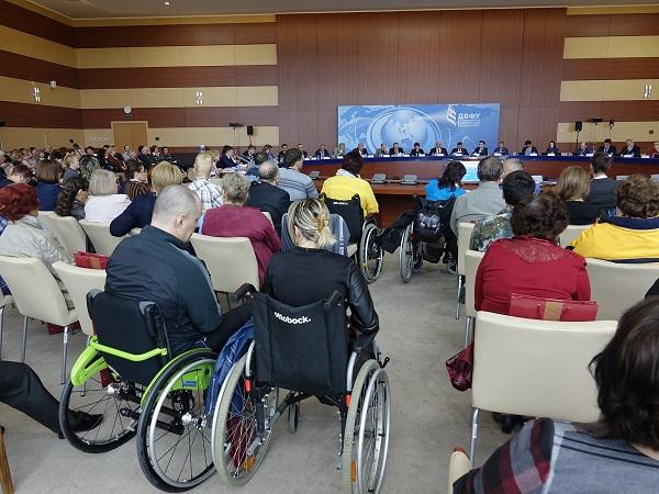 доступная среда, инвалиды