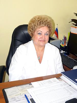 Владивостокская поликлиника №4, Галина Горшунова