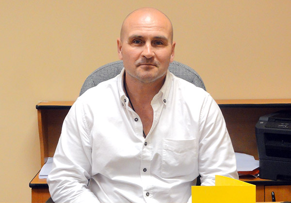 Евгений Колесник, Краевой наркологический диспансер