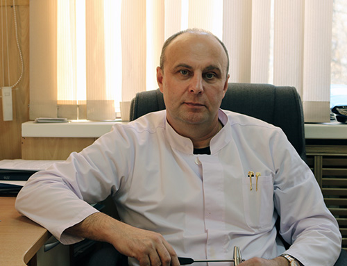 МЦ Асклепий, Павел Калинский