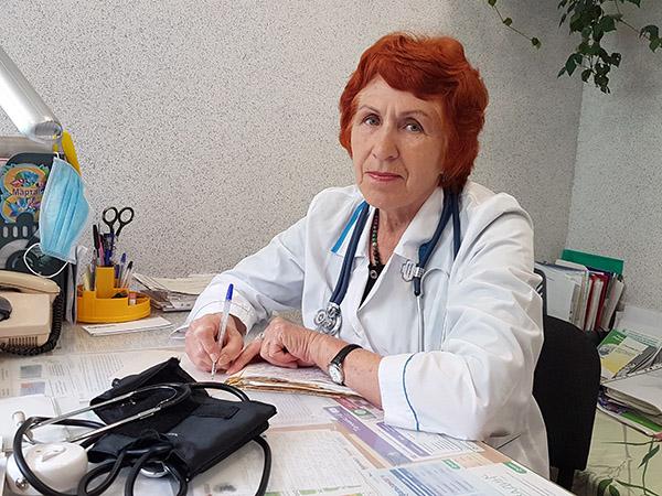 Александра Акуличева, Хасанская центральная районная больница