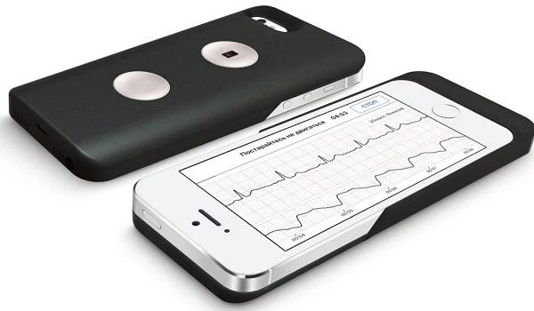КардиоКварк, кардиомонитор, мобильный электрокардиограф, Ростех, Швабе