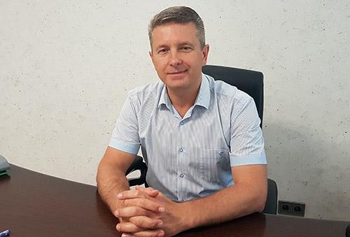 Евгений Махиня, Хасанская центральная районная больница