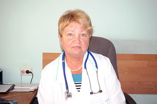 Госпиталь для ветеранов войн, Ольга Шаго