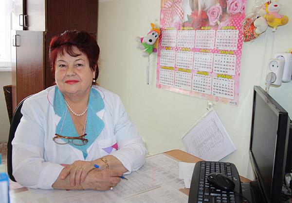 Дальнегорская центральная городская больница, Медсестры Приморского края, Римма Печеревина