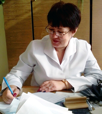 Анна Дробот, Владивостокская поликлиника №1, Ольга Перова