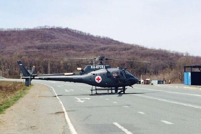 вертолеты, крылатые СМП, санавиация