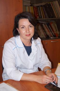 Наталья Полякова, Приморский краевой противотуберкулезный диспансер
