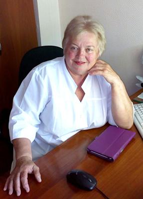 Владивостокская поликлиника №1, Лидия Агапова