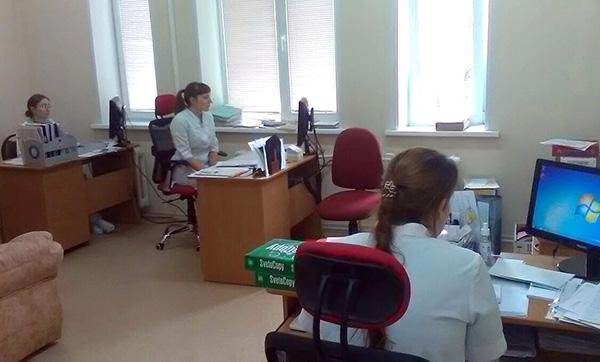 Артёмовская детская больница, Инна Рыжененкова