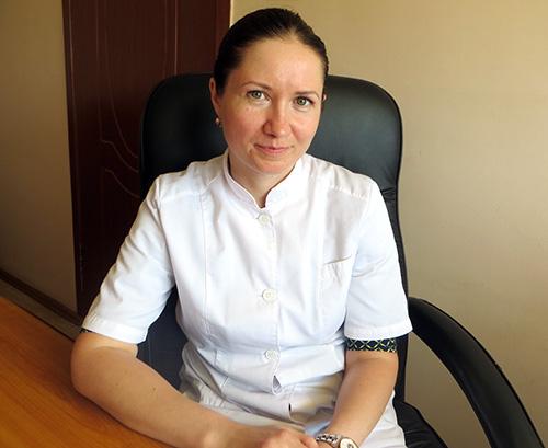 Веря Яблокова, Ирина Ерошкина, Сибирцево, Черниговская центральная районная больница